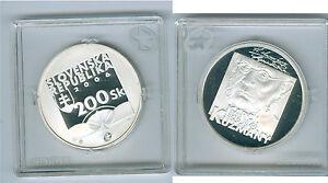 Slowakei  200 Kronen 2006  Karol Kuzmany  PP