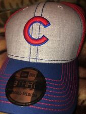 MLB Chicago Cubs S/M New Era Hat 39thirty Cap