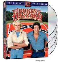 Dukes of Hazzard: The Complete Sixth Season [4 Discs DVD Region 1