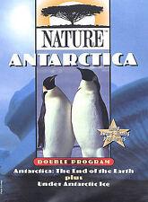 Nature - Antarctica (Blu-ray Disc, 2009) NEW