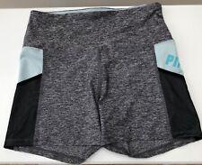 Victoria's Secret Pink shorts ultimative High-Waist Shortie grau Größe M Bnwt