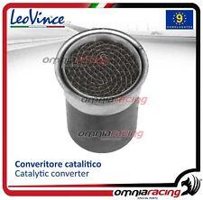 Leovince convertitore catalitico / Catalizzatore per scarico NERO
