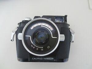 Nikon Calypso/Nikkor II mit W 35mm F/2,5