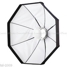 "24""/60cm Collapsible White Beauty Dish / Softbox Kit (2 in 1) Elinchrom Fitting"