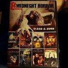 8 Midnight Horror Slash & Burn