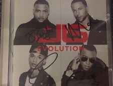 JLS evolution signed cd