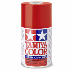 Tamiya #300086034 100ml ps-34 color rojo brillante