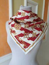 Louis Vuitton foulard scarf