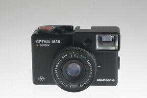 Agfa Optima 1535 Sensor mit 2,8/40mm Solitar S