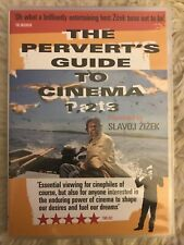 The Pervert's Guide To Cinema Parts 1,2,3 Presented By Slavoj Zizek DVD