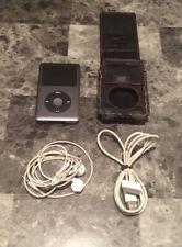 apple ipod classic 7th generation Charcoal Grey