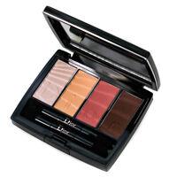 Dior Coral Eyeshadow Palette 002 Coral Colour Gradation
