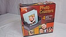 "Photo Coasters Picture Set 2"" X 3"" NIB Sarah Peyton Home"
