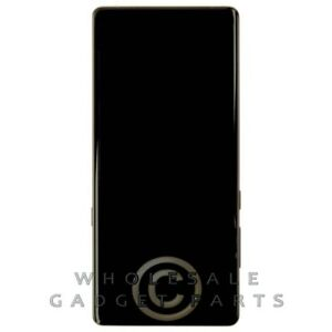 LCD Digitizer Frame Assembly for Samsung Galaxy Note 8 Midnight Black OEM Screen