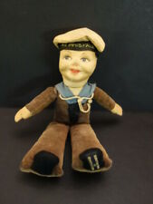 "All Original Norah Wells Sailor Doll M.V.Innisfallen 8""1/4 Antique"
