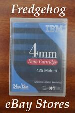 125 METRE 4mm IBM DDS-3 Data Tape Cartridge 12GB/24GB - REF 59H3465- DDS DRIVES
