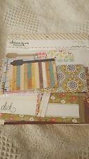 Websters Pages Mini Folders & Cards for scrapbook Card making New package