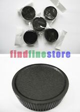 5pcs Rear lens cap cover for M42 42mm screw mount lens Wholesale lots 5x