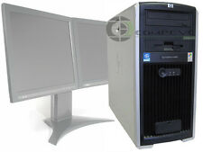 HP XW8000 Workstation Dual Xeon CPU 3.06GHz 2GB 160GB HDD Quadro NVS 280 No OS