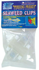 OCEAN NUTRITION FEEDER SEAWEED CLIP 2 PACK FOOD AQUARIUM. FREE SHIP IN THE USA