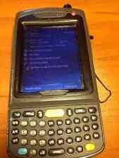 Excellent Condition Motorola Symbol MC7004-PKCDJQHA80R, 2D Imager, GSM, BT