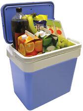 Car & Home Picnic Camping Festival Portable 24 Litre Hot & Cold Box Mini Fridge