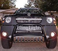 Xenon Halogen Fog Lights Lamps foglamps for 2002-2010 Nissan Xterra 05 06 07 08