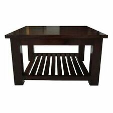 mango wood coffee tables ebay rh ebay co uk