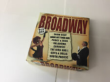 Broadway ' Various Artists Show Boat Oklahoma Porgy Bess Carousel  8 CD BOX
