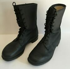 CANADIAN ARMY COMBAT BOOTS Size 9 1/2 E