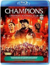 Champions. Liverpool Football Club Season Review 2019-20 Blu-Ray (Blu-ray)