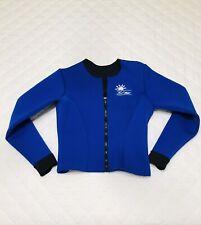 New listing H2O wear womens top Neoprene Medium Zipper