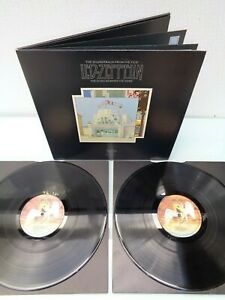 LED ZEPPELIN-SONG REMAINS THE SAME..SUPERB! 1ST UK PRESS UNPLAYED? VINYL LP 1976