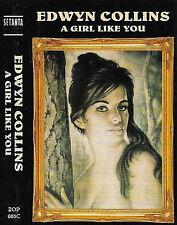 Edwyn Collins  A Girl Like You CASSETTE SINGLE Rock Acoustic Brit Pop Setanta 