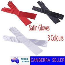 Satin Costume Gloves