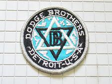 Dodge Brothers Detriot USA Patch , (#4708) * Vintage