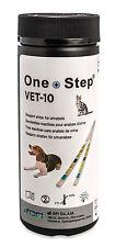 Urinteststreifen für Tiere 50 Stück - mit Farbreferenzkarte