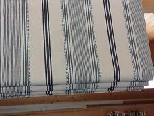 Roman Blind, Laura Ashley Heacham fabric  (Made to measure)