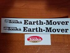 MIGHTY TONKA EARTH MOVER