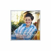 NEW Ingrid Haebler Mozart Complete Piano Sonatas JAPAN 5CD BOX Japan