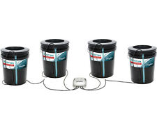 Hydrofarm Active Aqua Root Spa 5-Gallon 4 Bucket Culture System   RS5GAL4SYS