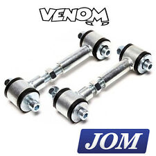 Jom Short Adjustable Front Drop Links VW Golf MK4 (120-161mm) (M10x1.5) 7402271