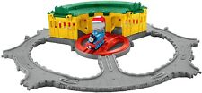 Mattel Fisher Price Thomas Adventures Engine Tidmouth Shed Playset New Free Post