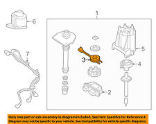 GM OEM-Ignition Coil 10495089