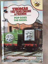 Pop Goes the Diesel by Rev. W. Awdry Hardback Book Thomas the Tank & Friends