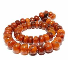 Natural Vintage Style Baltic Amber Necklace and Bracelet Set Mixed Genuine Amber