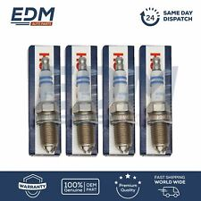 X4 BOSCH Platinum Spark Plugs BMW 3/5/7/8/X3/X5/Z3/Z4 Mini R50/R52/R53 FGR7DQP+