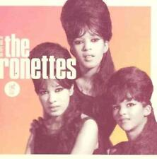 THE RONETTES - BE MY BABY: THE VERY BEST OF THE RONETTES USED - VERY GOOD CD
