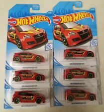 2019 Red VOLKSWAGEN GOLF GTI Lot of 6 • MOMO GRAPHICS Box Ship