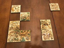 Noah'S Park Harmony Kingdom Picturesque 8 Tiles in original boxes Pxn + bonus!